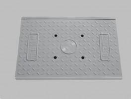 打孔型电缆沟盖板